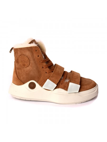 UGG WOMEN'S SIOUX CHESNUT