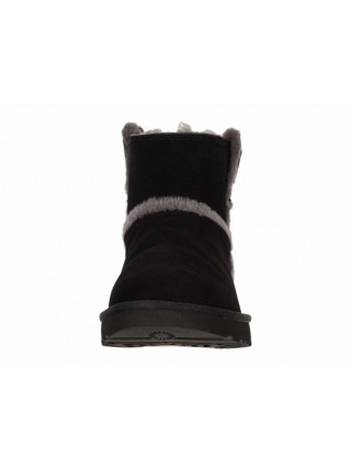 SPILL MINI SEAM BOOTS BLACK