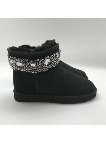 Jimmy Choo Multicrystal Black