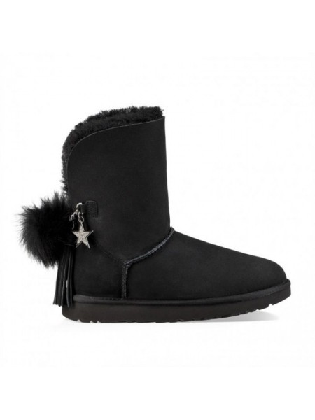 CLASSIC SHARM BOOT BLACK