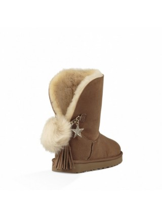 CLASSIC SHARM BOOT CHESTNUT