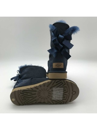 Bailey Bow Navy