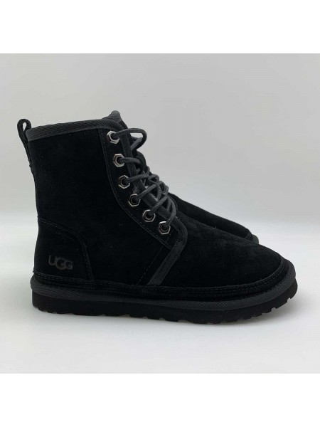 UGG WOMEN'S HARKLEY BOOT BLACK