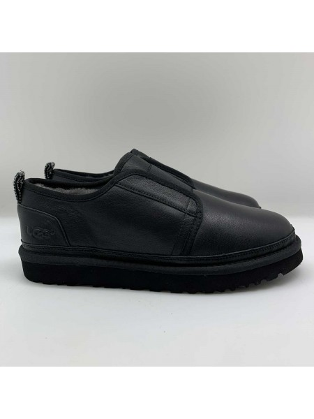 UGG Slip On Flex Men Black Leather