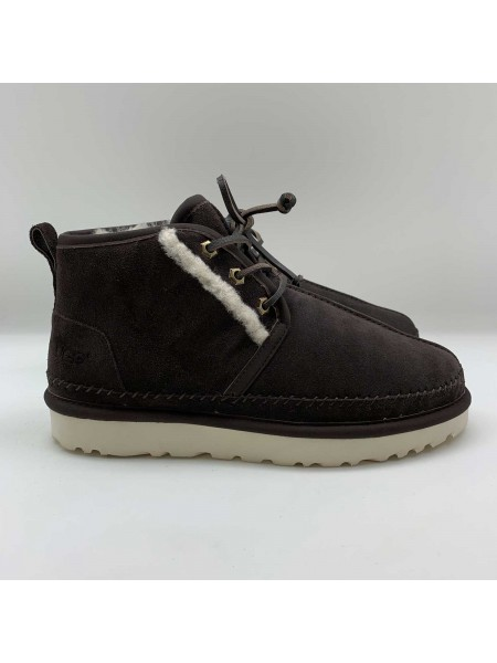 UGG Neumel Stitch Chocolate