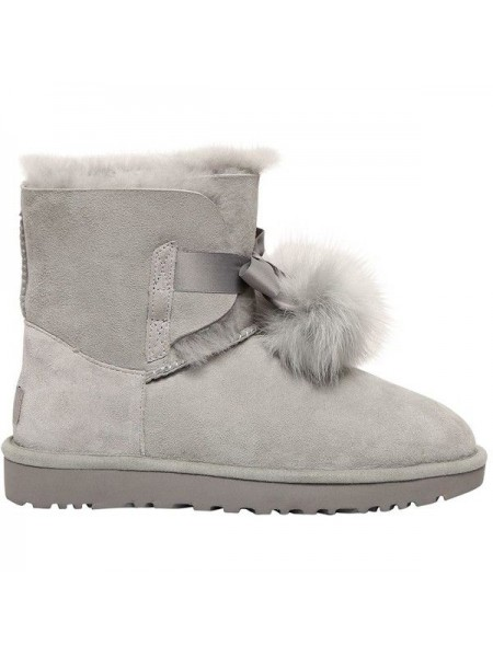 UGG Kid's Gita Grey