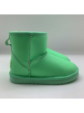 UGG Classic Mini Kids Night Glow Green