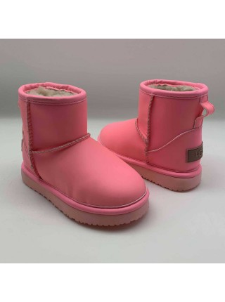 UGG Classic Mini Kids Night Glow Pink