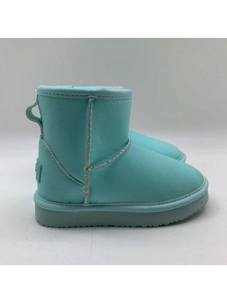 UGG Classic Mini Kids Night Glow Mint