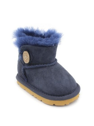 UGG Kids Bailey Button Mini Navy