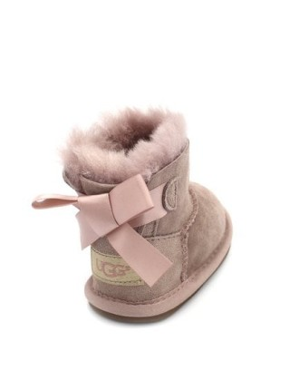 UGG Kids Bailey Bow Mini Dusk