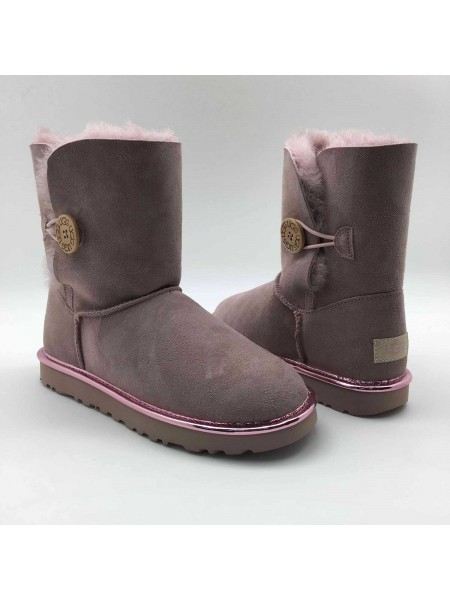 UGG Bailey Button II Metallic Dusk