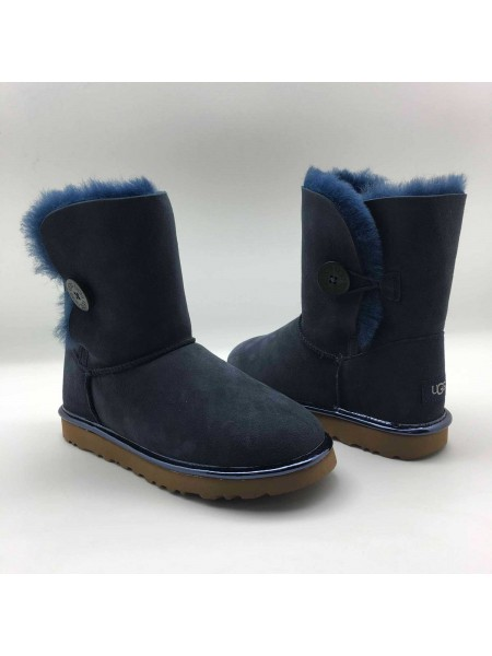 UGG Bailey Button II Metallic Navy