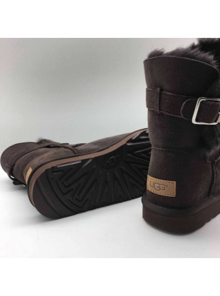 UGG Daulyn Chocolate
