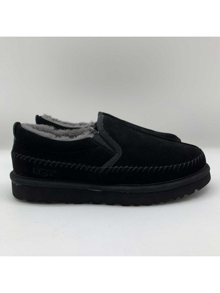 UGG Stich Slip On Men Black