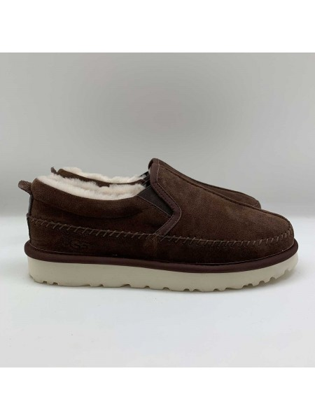 UGG Stich Slip On Men Chocolate