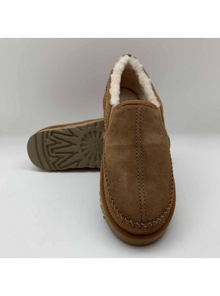 UGG Stich Slip On Men Chestnut