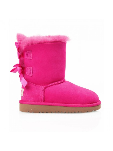 KIDS Bailey Bow Pink