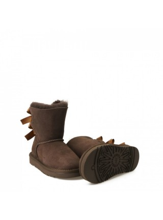 KIDS Bailey Bow Chocolate