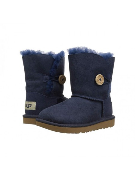 KIDS Bailey Button Navy