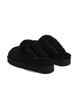 MENS Slippers Scufette Black