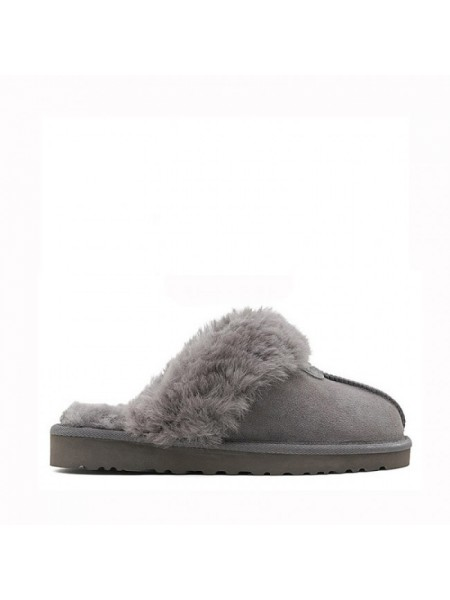MENS Slippers Scufette Grey