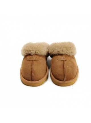 MENS Slippers Scufette Chestnut