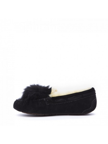 DAKOTA POM POM BLACK