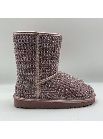 UGG Classic Short Pearl Pink
