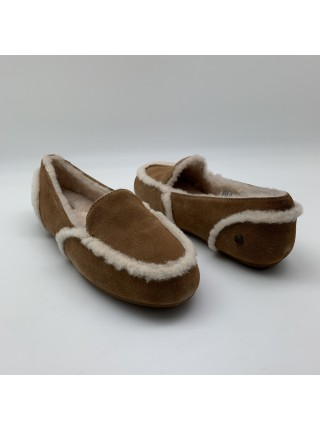 HAILEY LOAFER CHESTNUT