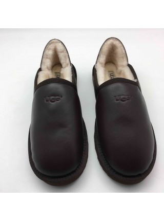 UGG Slip-On Kenton Men Black Leather