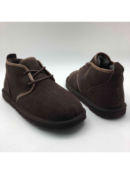 UGG Boots Man Maksim Chocolate