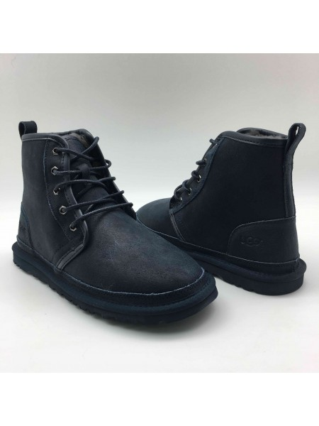 UGG Boots Man Harkley Navy