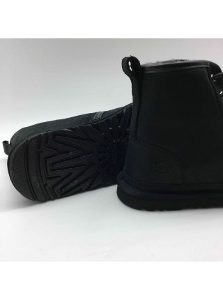 UGG Boots Man Harkley Black