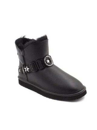 UGG Mini Snow Pack Metallic Black