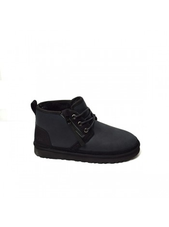 UGG Neumel Zip Men Black