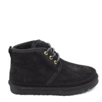 UGG Neumel Stitch Black
