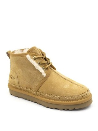 UGG Neumel Stitch Chesnut