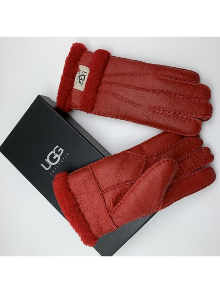 Перчатки Ugg Ladies Gloves Red