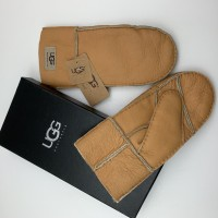 Варежки Ugg Ladies Mittens Yellow