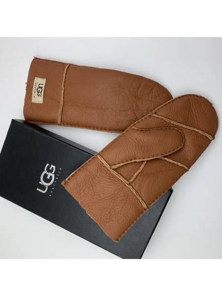 Варежки Ugg Ladies Mittens Chestnut
