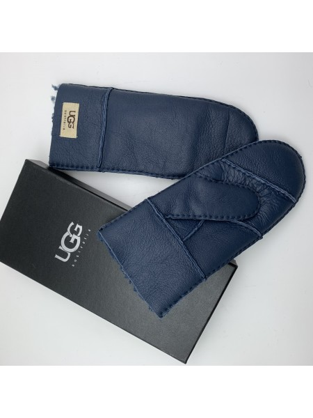 Варежки Ugg Ladies Mittens Navy