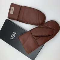 Варежки Ugg Ladies Mittens Brown