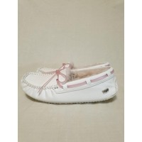 UGG Moccasins Dakota Night Glow White