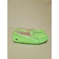 UGG Moccasins Dakota Night Glow Green