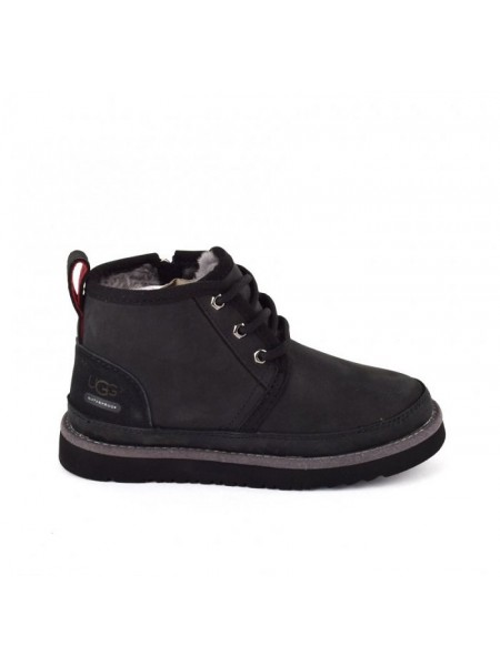 Kid's Neumel II WP Boot Black