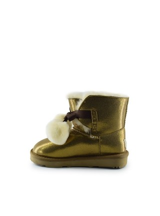 UGG Kid's Gita Gold