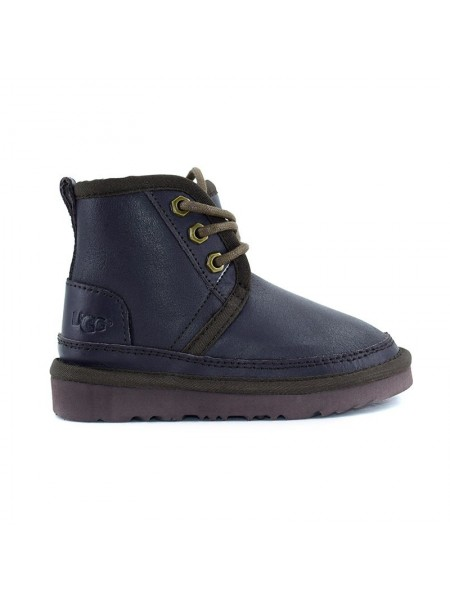 UGG Kid's Neumel II Boot Metallic Сhocolate