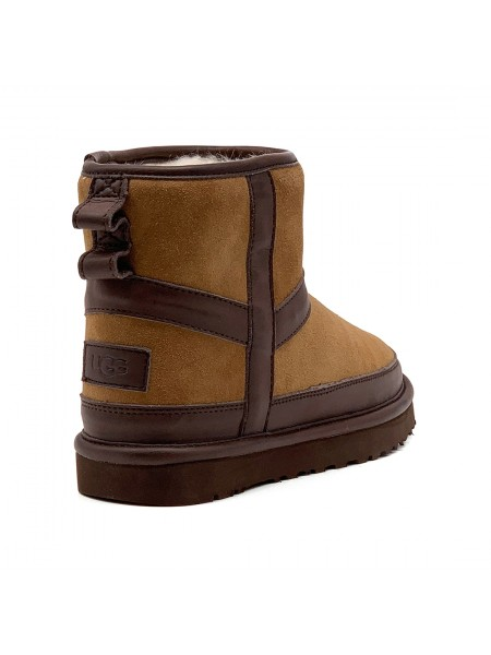 UGG classic mini boot rock