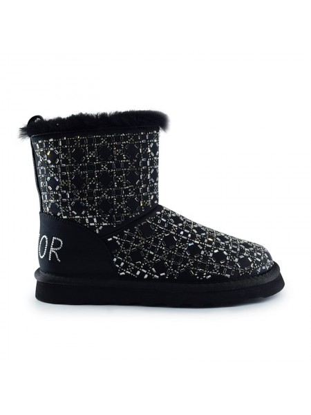 UGG Women's Christian Dior Black